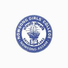 Nowgong Girl's College logo