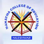 Mahatma College of Education, Pandikot, Nileswar, Kasaragod logo