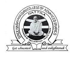 SREE NARAYANA GURU COLLEGE OF ADVANCED STUDIES NATTIKA logo