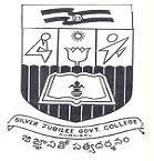 Silver Jubilee Govt. Degree College (PG), Kurnool logo