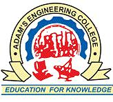 ADAMS ENGINEERING COLLEGE logo