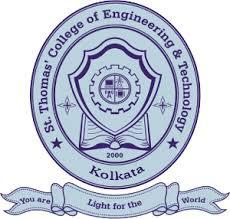 ST. THOMAS COLLEGE OF ENGINEERING & TECHNOLOGY logo