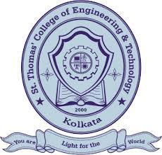 ST. THOMAS COLLEGE OF ENGINEERING & TECHNOLOGY logo