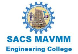 SACS M.A.V.M.M. ENGINEERING COLLEGE logo