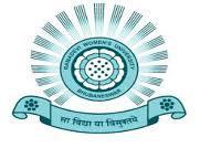 RAMA DEVI WOMEN'S UNIVERSITY, BHUBANESWAR logo