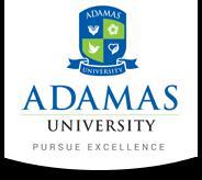 ADAMAS UNIVERSITY logo