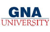 GNA UNIVERSITY logo