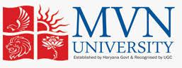M V N University, Palwal logo