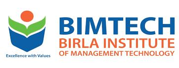 BIRLA INSTITUTE OF MANAGEMENT TECHNOLOGY logo