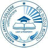 KRISTU JAYANTI COLLEGE OF MANAGEMENT AND TECHNOLOGY (MBA) logo
