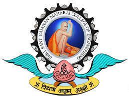 SHRI SANT GAJANAN MAHARAJ COLLEGE OF ENGINEERING logo