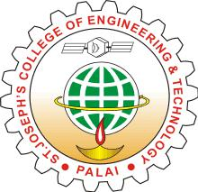 ST. JOSEPHS COLLEGE OF ENGINEERING & TECHNOLOGY, PALAI logo