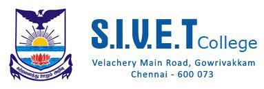 S.I.V.E.T.COLLEGE logo