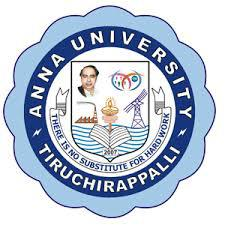 UNIVERSITY COLLEGE OF ENGINEERING, BITCAMPUS TIRUCHIRAPPALLI logo