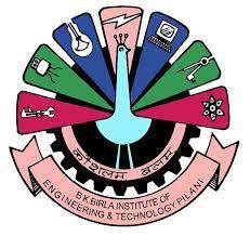 BK Birla Institute of Engineering and Technology, Pilani logo