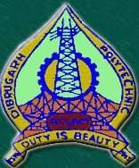 DIBRUGARH POLYTECHNIC logo