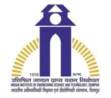 BENGAL ENGINEERING AND SCIENCE UNIVERSITY, SHIBPUR logo