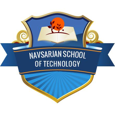 NAVSARJAN SCHOOL OF TECHNOLOGY logo