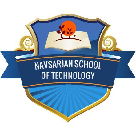 NAVSARJAN SCHOOL OF TECHNOLOGY logo