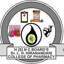 DR. L. H. HIRANANDANI COLLEGE OF PHARMACY logo