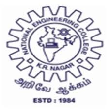 NATIONAL ENGINEERING COLLEGE logo