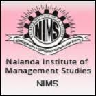 NALANDA INSTITUTE OF MANAGEMENT STUDIES logo