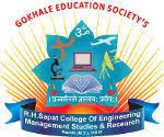 GOKHALE EDUCATION SOCIETYS R. H. SAPAT COLLEGE OF ENGINEERING, MANAGEMENT STUDIES & RESEARCH logo