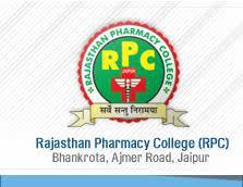 Rajasthan Pharmacy College logo