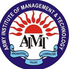 Army Institute of Management and Technology logo