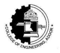 College of Engineering Adoor logo