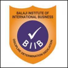 BALAJI INSTITUTE OF INTERNATIONAL BUSINESS (BIIB) logo