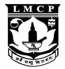 L. M. COLLEGE OF PHARMACY logo