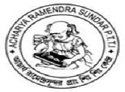 Acharya Ramendra Sundar Primary Teachers� Training Institute logo
