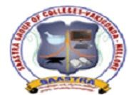 Saastra College of Pharmaceutical Education and Research logo