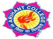 Arihant College Khandwa Road logo