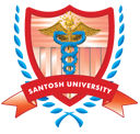 Santosh Medical College logo