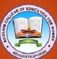 Auxilium College of Education for Women logo