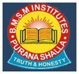 Baba Mangal Singh Institute Of Education Bughipura logo