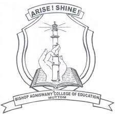 Bishop Agniswamy College Of Education logo