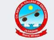 Ch Devi Lal College of Education logo