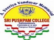 AVVM Sri Pushpam College, Thanjavur logo