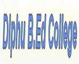 Diphu BEd College logo