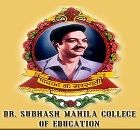Dr Subhash Mahila College Of Education College logo