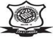 Fathima Memorial Training College Pallimukku logo