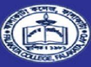 Falakata College, Alipurduar logo