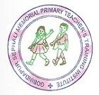 Gobindapur Sephali Memorial Primary Teachers Training Institute, Bardhaman logo