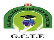 Gojan College of Teacher Education logo
