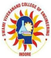 Swami Vivekanand College of Pharmacy logo