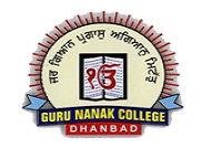 Guru Nanak College logo