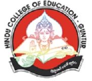 Hindu College of Education logo